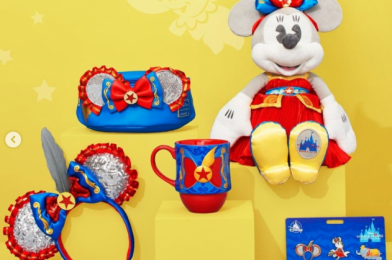 HURRY! MerchPasses For Minnie Mouse: The Main Attraction Dumbo Collection Are Now Available!