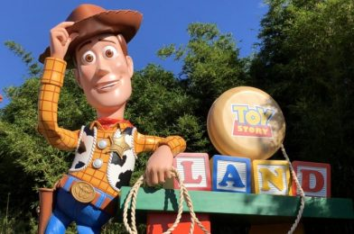 Disney's Releasing Another Collectible Key, And This One's Perfect For 'Toy Story' Fans!