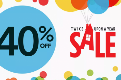 A HUGE Sale on Select Disney Clothes, Toys, Accessories, and More Is Happening Online…Right NOW!
