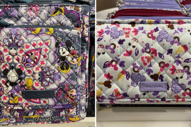 PHOTOS: Vera Bradley Releases Two New Snack-Themed Disney Designs Online and at Disney Springs