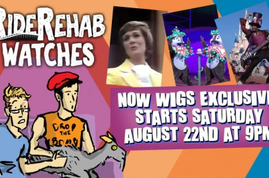 """""""Ride Rehab Watches"""" Becoming Patreon Exclusive for W.I.G.S. Starting August 22"""