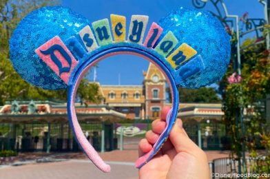 The NEW Retro Disneyland Minnie Ears Are SOLD OUT in Downtown Disney