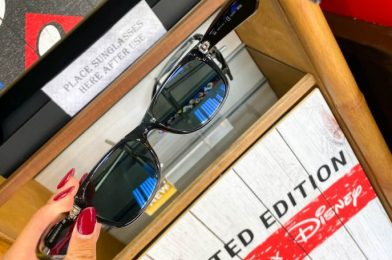 These NEW Mickey Ray-Bans in Disney World Will Have You Playing By Mouse Rules!