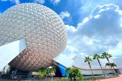 What's New at EPCOT! A Secret Wall Crawl, an EPCOT Transformation Update, and a NEW Food and Wine Festival Booth!