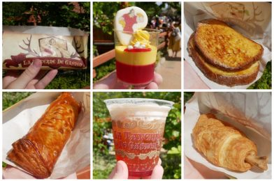 REVIEW: Croissants, Hunter's Pie, a Different Kind of LeFou's Brew, and MORE Delicious Food at the NEW La Taverne de Gaston at Tokyo Disneyland