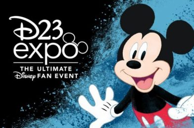 NEWS: D23 Expo Delayed Until 2022