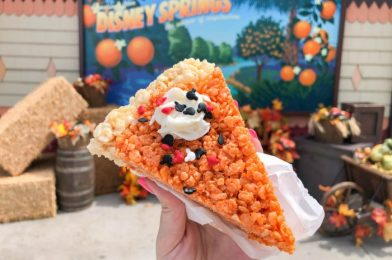 DFB Video: Latest Disney News: NEW Halloween Snacks, Water Parks are CLOSED Into 2021, Festival Eats, and MORE!