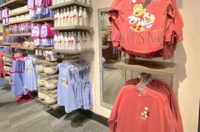 The Minnie Mouse EPCOT Food and Wine Festival Spirit Jersey Is Now Available Online!