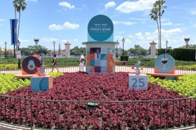 Two More Booths Are Now OPEN at the Taste of EPCOT Food & Wine Festival in Disney World!