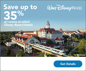 2021 Disney World Discount