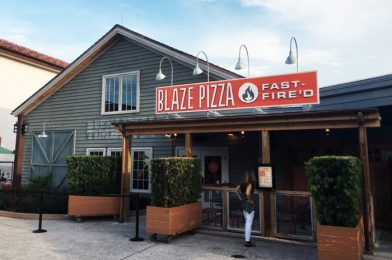 A Ghost Pepper Chicken Meatball Pizza Is Coming to Disney Springs! 🔥