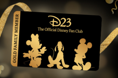 D23 Gold Members Invited to Virtual Launch Party for 'Holiday Magic at the Disney Parks'