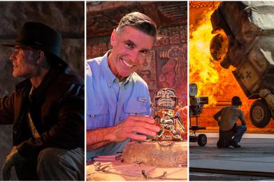 DREAMFINDERS: Stuntman Kevin Brassard Talks Running from Boulders at the Indiana Jones Epic Stunt Spectacular!