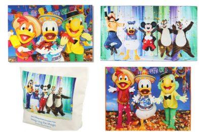 "PHOTOS: New ""Imagining the Magic"" Character Photo Merchandise Coming November 11th to Tokyo Disney Resort"