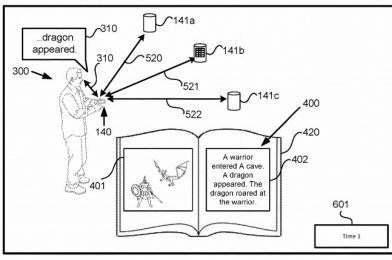 Bedtime Stories Just Got REAL. Check Out This New Disney Technology Patent!