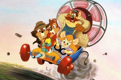 """Live-Action """"Chip 'n Dale: Rescue Rangers"""" Film to Premiere on Disney+"""