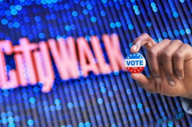 Universal CityWalk Hollywood to Serve as Voting Location for 2020 General Election