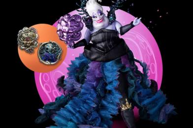 Disney's Ursula Midnight Masquerade Collection Will NOT Use MerchPass!