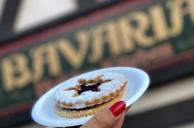 REVIEW: EPCOT's Holiday Sweets and Treats is the Place to Be If You're All About Desserts!