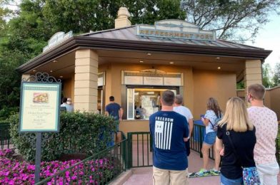 Turkey Poutine and Eggnog With Spice Rum Are BACK At Refreshment Port in EPCOT