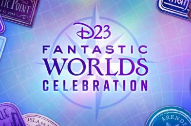 Full Lineup of Virtual Events and Presentations Announced for the D23 Fantastic Worlds Celebration