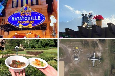 WDWNT Daily Recap (11/27/20): Walt Disney's Personal Plane Fenced Off Backstage at Walt Disney World, Taste of EPCOT International Festival of the Holidays Brings New Booths and Entertainment, Full Guide to Olaf's Holiday Tradition Expedition Scavenger Hunt, and More