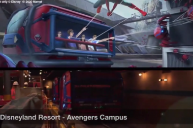 PHOTOS: Avengers Campus Merchandise (Including Spider-Bots) Are NOW Available at Disneyland Resort!