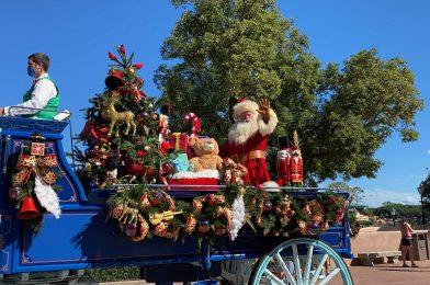 Taste of EPCOT International Festival of the Holidays Extended Through December 31st