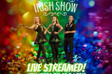 """Raglan Road to Livestream """"The Irish Show"""" on New Year's Eve from Disney Springs"""