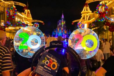 Watch Disney World New Year's Eve Fireworks From Home TONIGHT!
