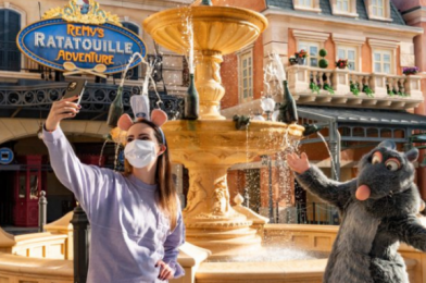 VIDEO! Step INSIDE Remy's Ratatouille Adventure Opening Next Year at Disney World!