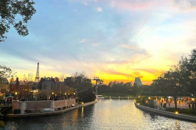 What's New at EPCOT and EPCOT Resorts: Sold Out Ratatouille Items, and Additional Seating in a Closed Restaurant!