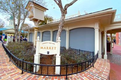 PHOTOS: Liberty Square Market Is Now Reopened in Disney World!