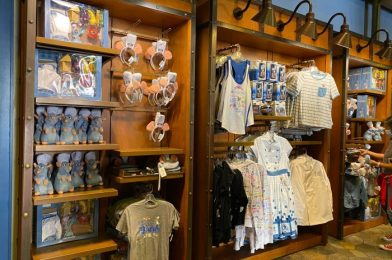 Does Remy's Ratatouille Adventure Merchandise Mean the Ride Will Open Soon?