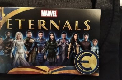 """PHOTO: New """"Eternals"""" Promo Art Gives First Look at New Costumes"""