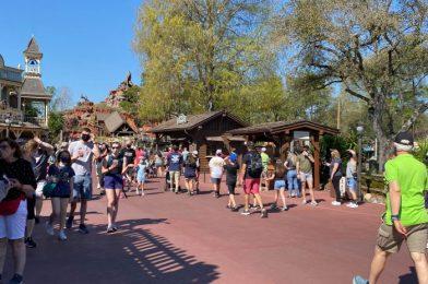 Spring Break Crowds Are ALREADY in Disney World!
