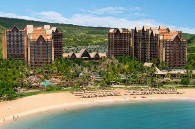 EXCLUSIVE Travel Perk Available for Guests of Disney's Aulani Resort!