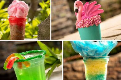 Full List of New Snacks and Drinks to Celebrate Earth Month at Disney's Animal Kingdom