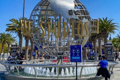 PHOTOS: We're LIVE From the Reopening of Universal Studios Hollywood!