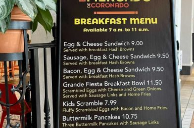 El Mercado's Breakfast is Pretty Much What You'd Expect