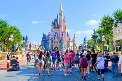 Don't Wait! Disney World Park Passes Refilled For Lots of Summer Dates!