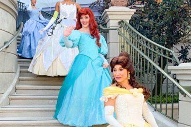 Sip Like Royalty With A Disney Princess Tumbler Set!