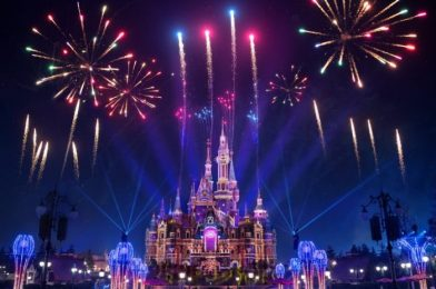 Shanghai Disney Resort is Celebrating BIG For Its 5th Birthday!