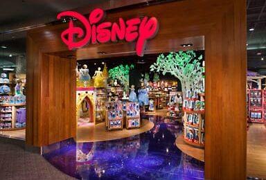 Original Disney Store in Glendale, California Closing by July 14th