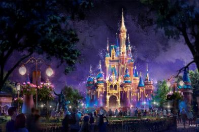 NEWS: Surprise Character Visits Coming to Disney World Hotels Throughout 50th Celebrations!