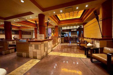 Maya Grill at Disney's Coronado Springs Resort to Reopen Soon