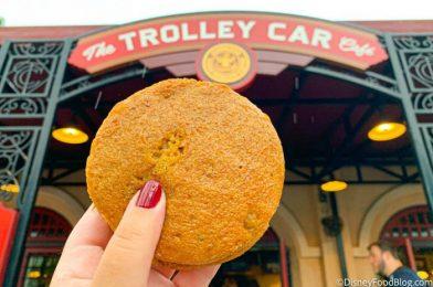 A Fan-Favorite Peanut Butter Snack Makes a Return to Disneyland!