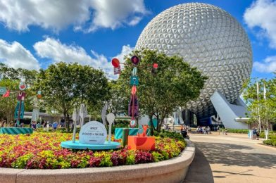 What's New in EPCOT: Masks Return and Pumpkin Spice Mozart Is BACK!
