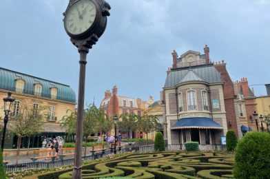 What's New at EPCOT: A Buffet Returns and a TERRIFYING Souvenir