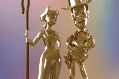 """Woody and Bo Peep Statue Coming to Disney's Hollywood Studios as Part of """"Disney Fab 50"""" Collection"""
